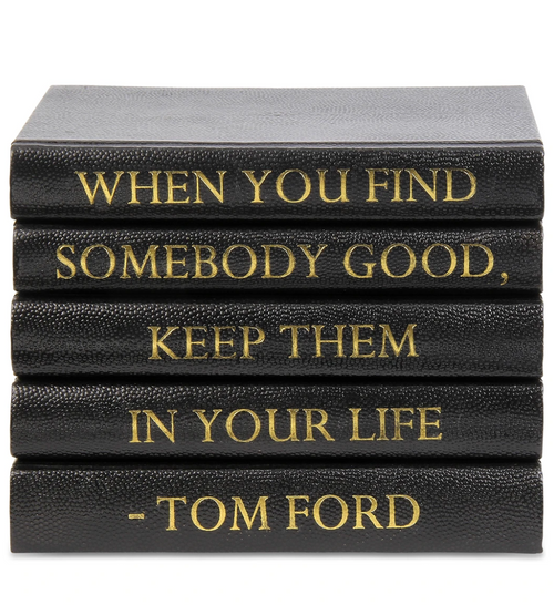 E Lawrence Tom Ford Shagreen Box