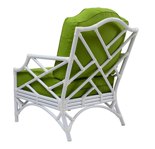 Chippendale Outdoor Lounge Chair by David Francis