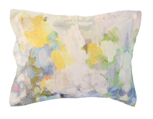 Butterfly Garden Pillow Sham by Laura Park Designs