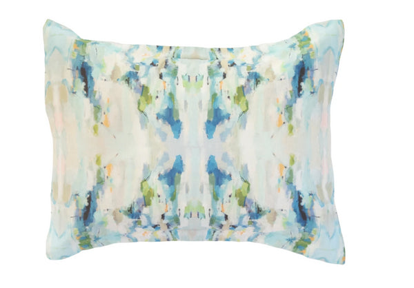 Wintergreen Pillow Sham by Laura Park