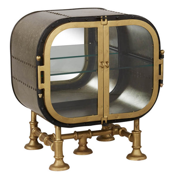 Bobo Intriguing Objects Porthole Side Table