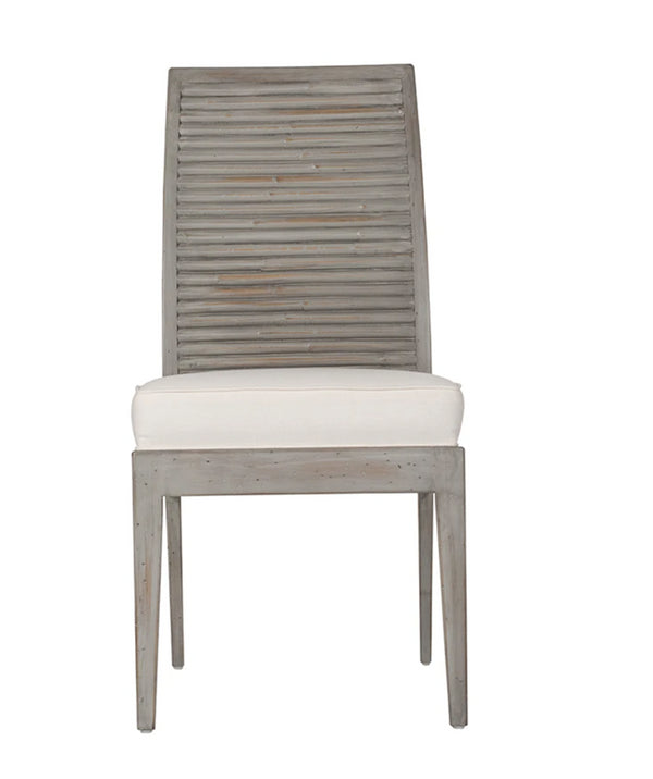 David Francis Stacked Bamboo Chair