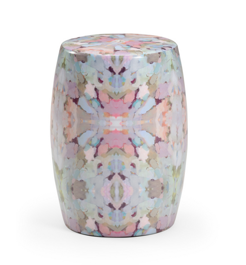 Martini Olive Garden Stool by Laura Park for Wildwood