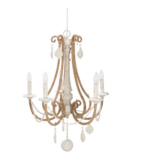 Surya Ambrose Transitional Chandelier