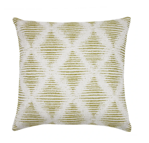 Piper Collection Kinney Throw Pillow in Lime