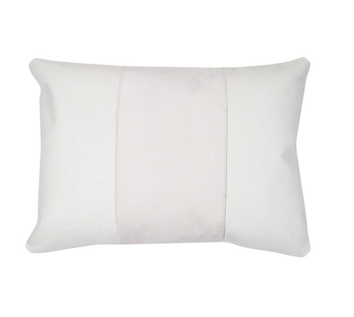 Piper Collection Cooper Throw Pillow in Blush