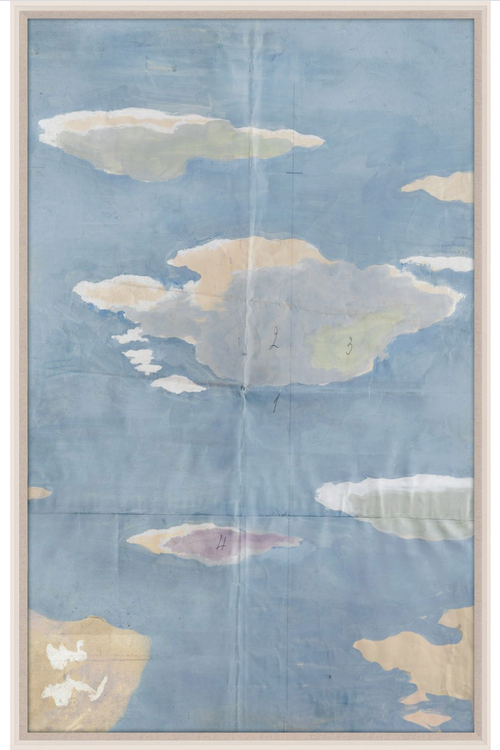 Paule Marrot Les Nuages Clouds 1, by Natural Curiosities