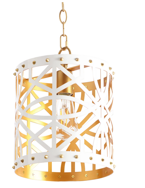 "Hayes 10"" Pendant Light by Couture"