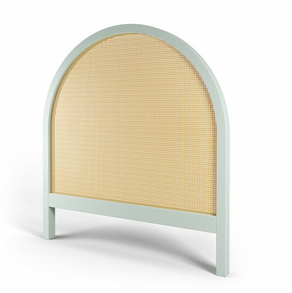 Eva Cane Headboard by Maggie Cruz Home