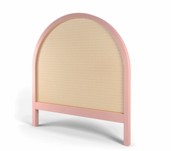 Maggie Cruz Home Eva Headboard, Twin