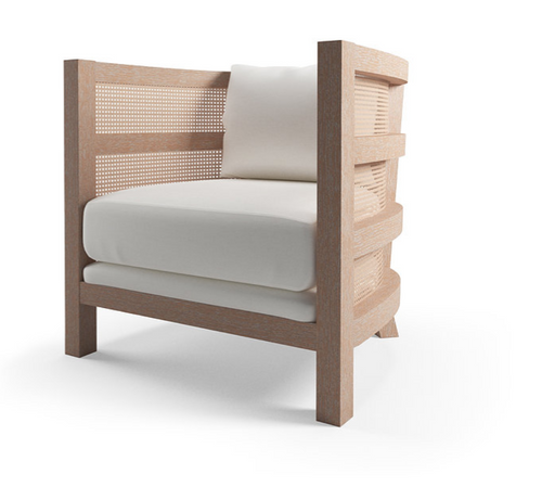 Costero Barrel Chair by Maggie Cruz Home