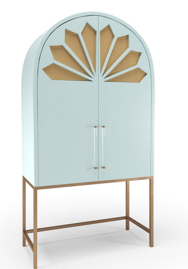 Calzada Armoire by Maggie Cruz Home
