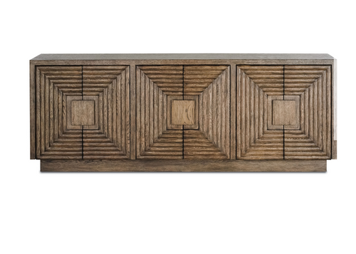 Currey and Company Morombe Credenza