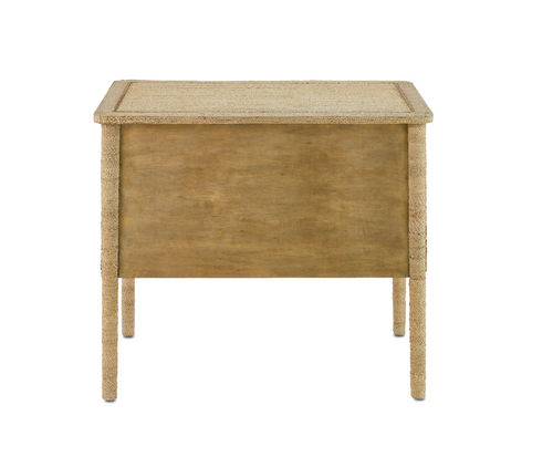 Kaipo Two Drawer Chest by Currey and Company