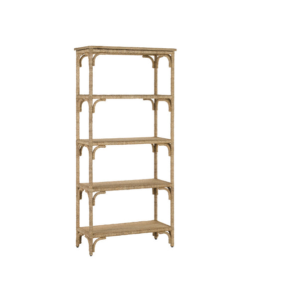 Olisa Étagère or Bookcase by Currey and Company
