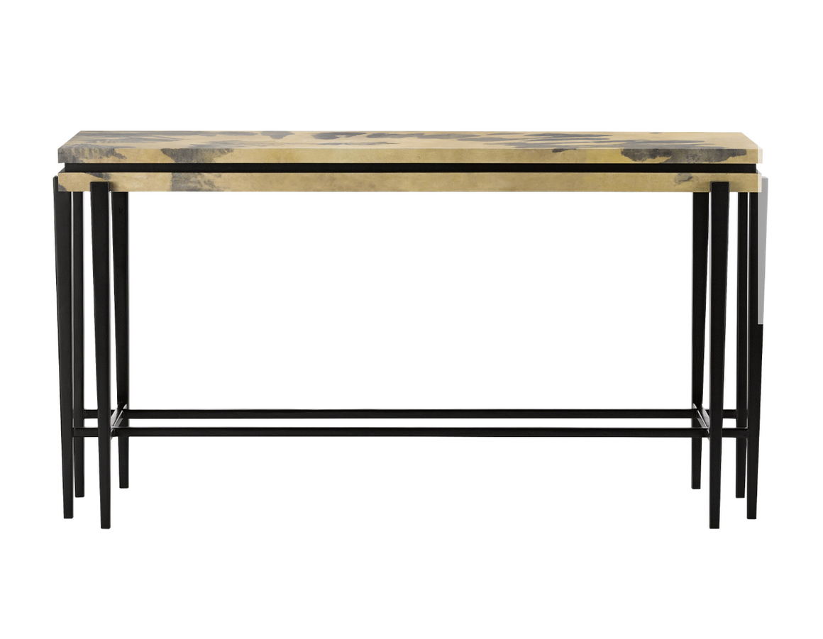 Karlson Console Table by Currey and Company