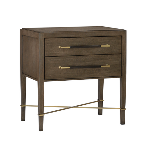 Verona Nightstand by Currey and Company