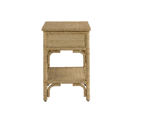 Olisa Nightstand by Currey and Company