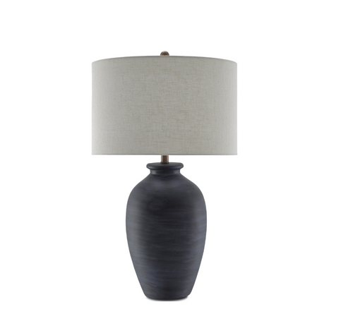 Currey and Company Cyanic Table Lamp