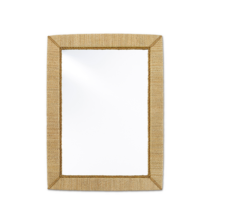 Moroni Mirror by Currey and Company