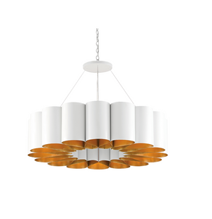 Currey and Company Chauveau Chandelier