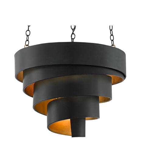Currey and Company Chiffonade Pendant Light