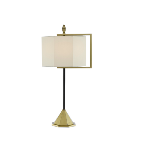 Currey and Company Hopper Table Lamp