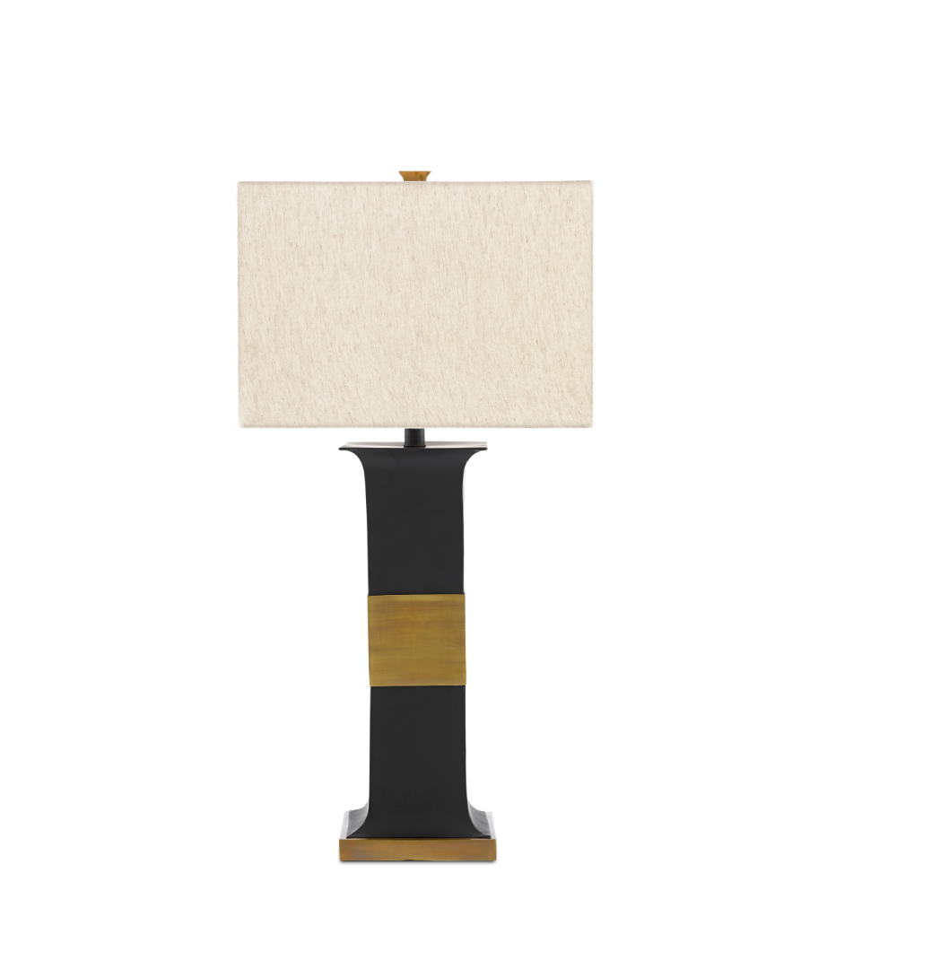 Currey and Company Petrole Table Lamp