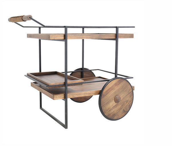 BoBo Intriguing Objects Malibu Bar Cart