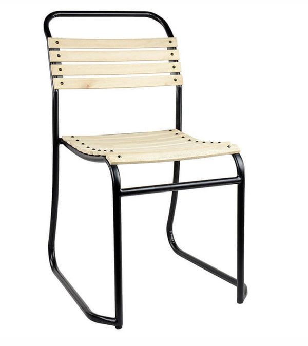BoBo Intriguing Objects Wood Slatted Chair
