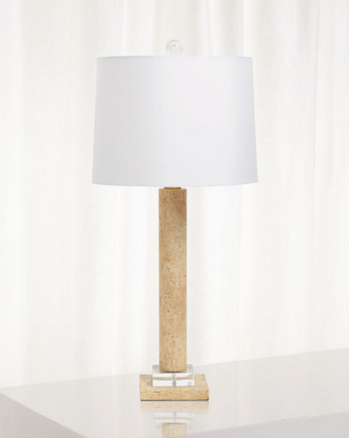 Athens Natural Table Lamp by Port 68