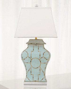 Scalamandre Baldwin Table Lamp by Port 68