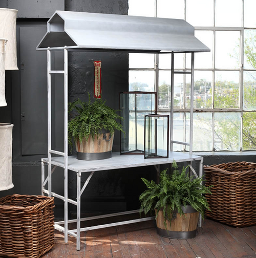 Bobo Intriguing Objects Greenhouse Display Table