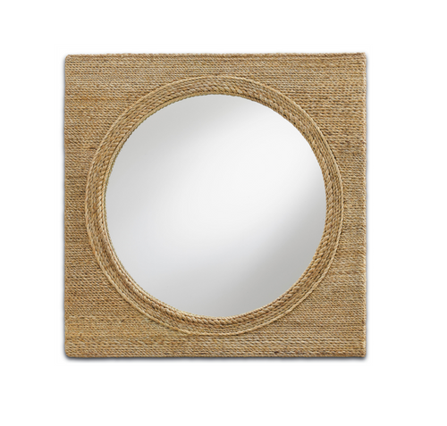 Tisbury Mirror by Currey and Company