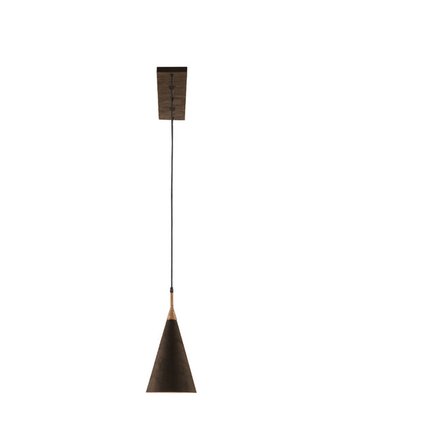 Bunny Williams for Currey & Company Baird Trio Pendant Light