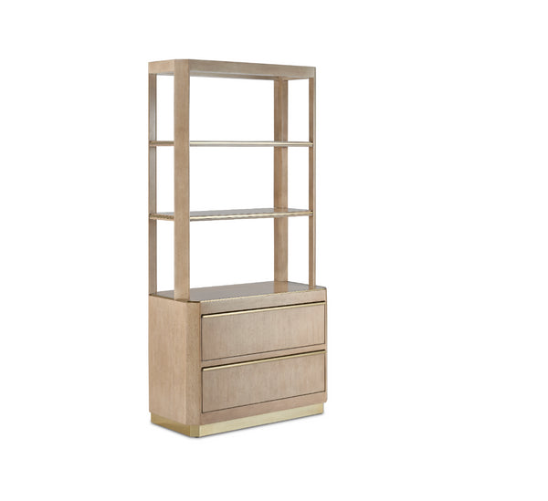 Bali Storage Etagere by Currey and Company