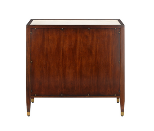 Currey and Company Evie Shagreen Chest
