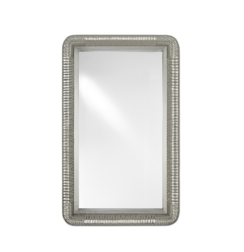 Argos Brass Large Mirror by Currey and Company