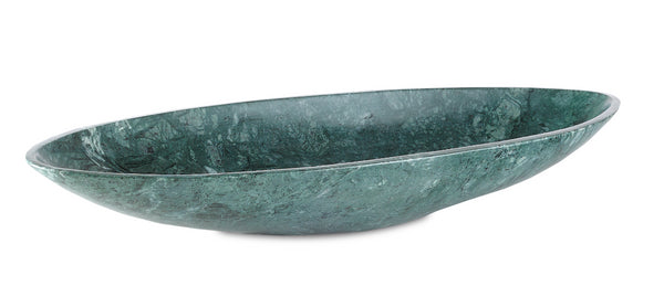 Currey and Company Kalahari Jade Large Bowl