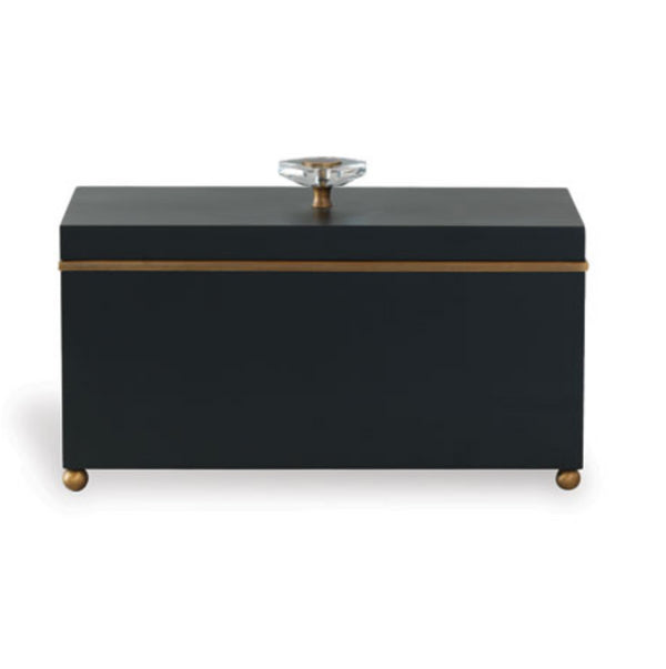 "Port 68 15"" Naples Box in Black"