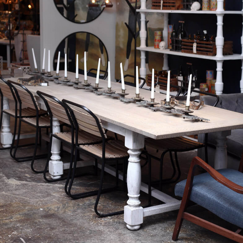 BoBo Intriguing Objects Bezier French Dining Table