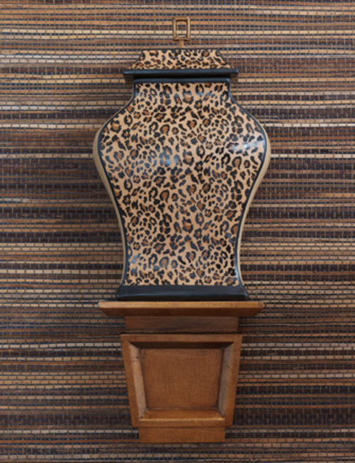Port 68 Amelia Leopard Jar