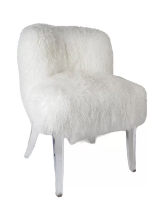 Jamie Dietrich Fluff Grace Chair