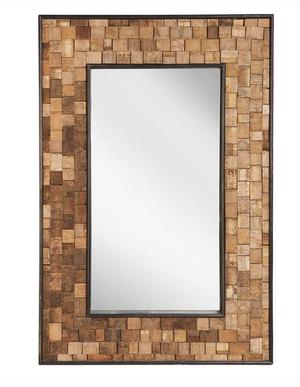 Bobo Intriguing Objects Bordeaux Wine Wall MIrror