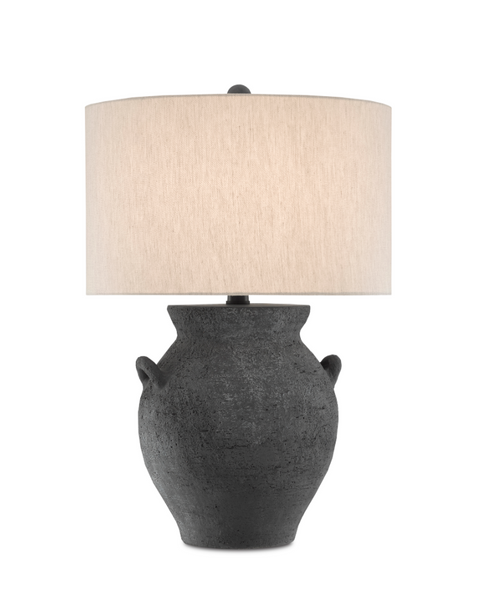 Anza Table Lamp by Currey and Company