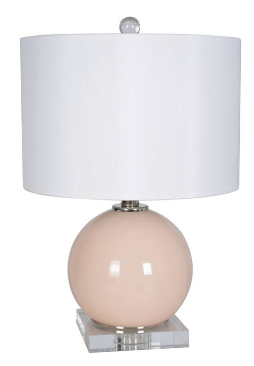 Delia Accent Lamp by Couture Lamps