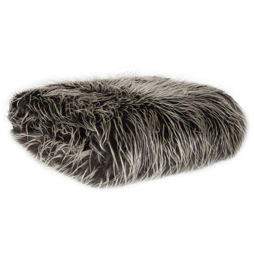 Spike Fur Throw by Square Feather