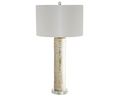 Birch Table Lamp by Couture Lighting