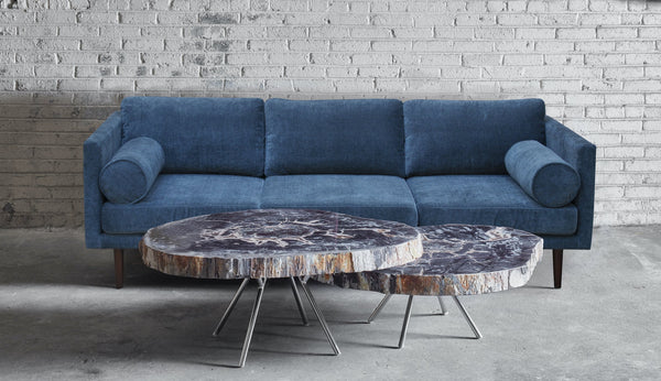 "Urbia 81""Harrison Sofa, Moonlight"