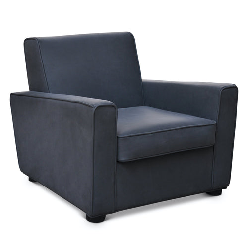 Urbia Malcolm Club Chair, Carbon